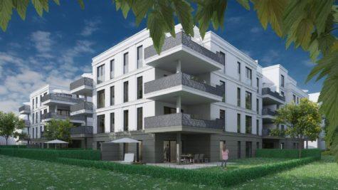 ATRIUM GARTEN – leben an der Aa – Neubauprojekt, 46395 Bocholt, Etagenwohnung
